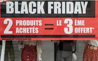 Black Friday : l'Assemblée opte pour une mesure symbolique