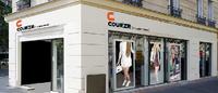 Courir ouvre à Paris un magasin consacré à l'offre femme