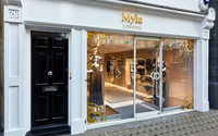 Myla unveils flagship store and new website