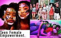Geraldine Wharry: Vision 2016: Girl Gangs