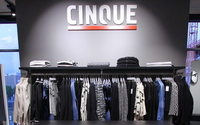 Cinque zieht in neues Outlet