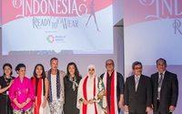 Дизайнеры из Индонезии впервые приняли участие в выставке CPM
