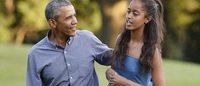 Malia Obama come la mamma, icona di stile