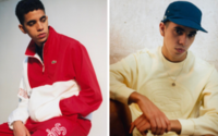 Supreme helps Lacoste embrace its 90s streetwear craze