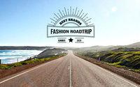 Moderaum Fischer geht mit Dornschild auf einen Fashion Road Trip