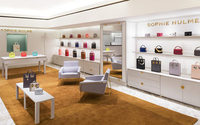 Sophie Hulme opens new concept store in Harrods