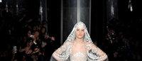 Vestidos de noiva em destaque na Alta-Costura