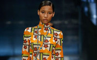 Lineisy Montero, the new star of the runway