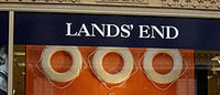 Lands' End sees negative earnings, invests in long term growth