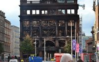 Footfall slumps in Belfast following Primark fire