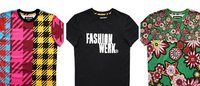 Henry Holland creates exclusive London Fashion Weekend t-shirts