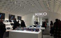 Kiko installe son nouveau concept boutique en France