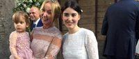 Экс-креативный директор Gucci вышла замуж в платье Valentino