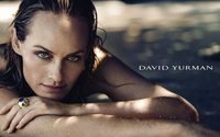 Amber Valletta, Joan Smalls and Ashley Graham front David Yurman campaign