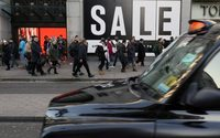 UK retail sales grow faster in July, helped by World Cup and clothes discounting