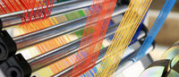 Han disminuido los pedidos en la industria textil local en Argentina