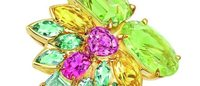 Christian Dior brings a pop of color to new high jewelry collection