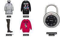 Коллекция H&M и Moschino поступила в продажу в России