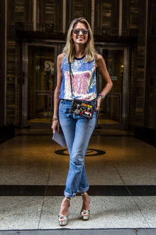 Street Fashion New York N°249