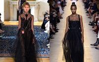 Entre Dior e Valentino, um pequeno ar de 'déjà vu'…