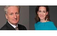 Top management changes at Estée Lauder Companies