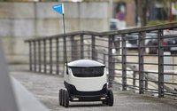 London: Hermes macht Roboter zu Paketboten