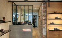 Le Calcéophile ouvre sa première boutique-atelier