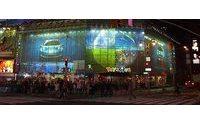 Gap ve Old Navy Times Square'e geliyor
