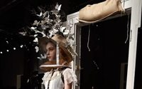 Explorer princesses tread the catwalk for Antonio Marras