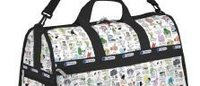 LeSportsac collaborates with Jeremyville this summer