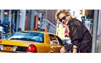 Rita Ora é o novo rosto da DKNY