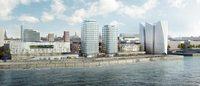 Unibail-Rodamco entwickelt Hamburgs südliches Überseequartier