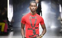 Versace's new espionage style
