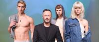 Calvin Klein apresenta coleções primavera 2016 em Nova Iorque