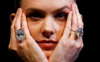 Flawless white diamonds, among largest ever offered, to go on sale