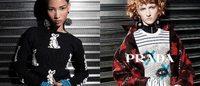 Meisel firma campagna Prada Resort