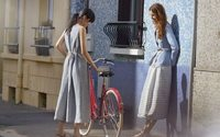 Ines de la Fressange returns with a new Uniqlo ready-to-wear collab for SS18