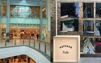 Debenhams' Clemmow quits for role at FatFace owner Bridgepoint