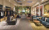 La Redoute a ouvert sa première boutique mixte à Lyon