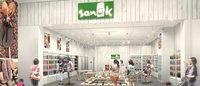 ヨガマットサンダルが人気 カリフォルニア発「サヌーク」日本初の直営店が沖縄に