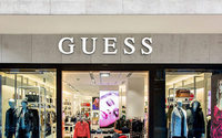 Guess exceeds expectations in the first quarter, despite soft sales in the U.S.
