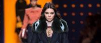Milan Fashion Week: Fendi brings springtime colors, fur and frills to the autumn/winter catwalk