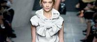 MFW: è all'insegna del movimento chic la collezione di Bottega Veneta