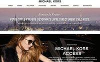 Michael Kors lancia il suo e-commerce in Europa