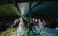Dior défile pour la jet-set de la foire d'art contemporain de Miami
