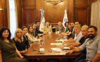"""Se establece el primer Consorcio de Exportación """"Leather Group Argentina"""""""