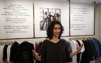 """""""Not your Habibti"""" : le slogan d'une designer palestinienne face au harcèlement"""