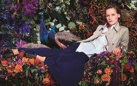Breuninger lässt mit Michel Comte die Blumen blühen