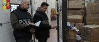 Scoperto a Genova un laboratorio clandestino di capi contraffatti