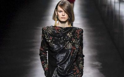"""Fashion Art   More"""" ha chiuso con eleganza la Fashion Week di Milano ... 110871df3c0"""